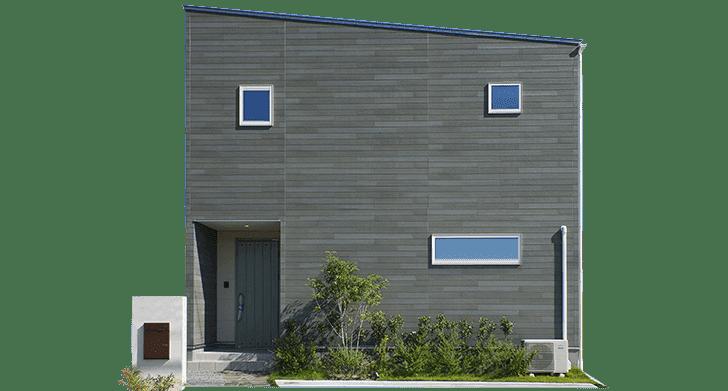新築一戸建て 24坪