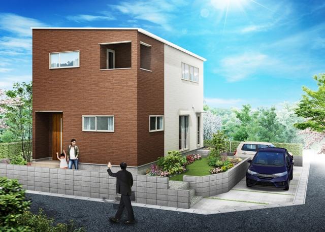 新築建売住宅販売開始!糸島市前原北 限定1棟