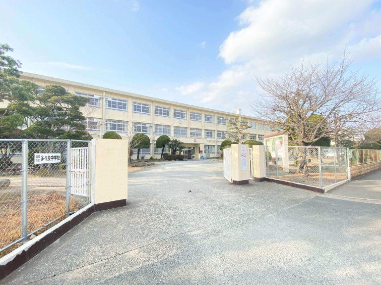 福岡市立多々良中学校