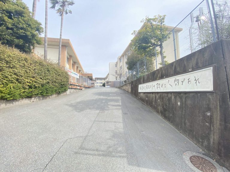 福岡市立長丘中学校