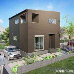 新築建売住宅販売開始!<br>クルミエタウン南区長住2期(限定1棟)